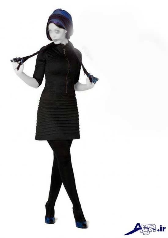مدل مانتو جلو بسته دخترانه
