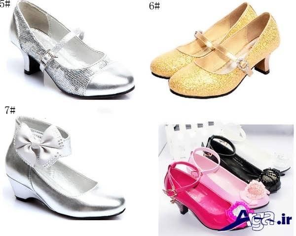 کفش بچه گانه دخترانه جدید با طرح های فانتزیمدل کفش بچه گانه دخترانه مدل کفش مجلسی بچه گانه ...