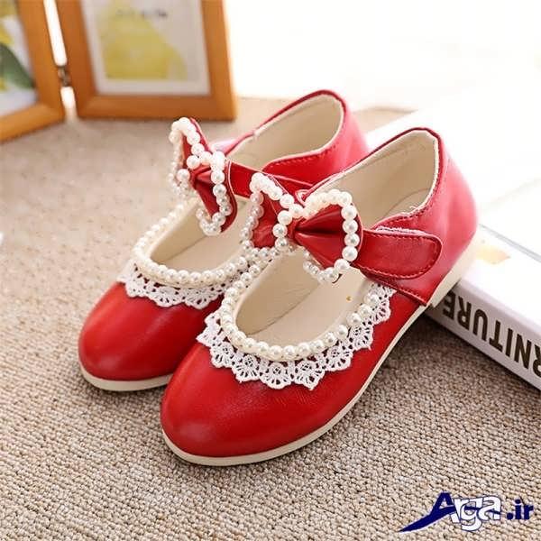 کفش بچه گانه دخترانه جدید با طرح های فانتزی... مدل کفش بچه گانه دختر ...