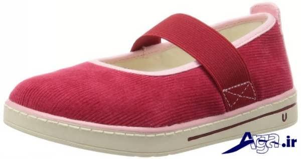 کفش چسبی بچه گانه دخترانه