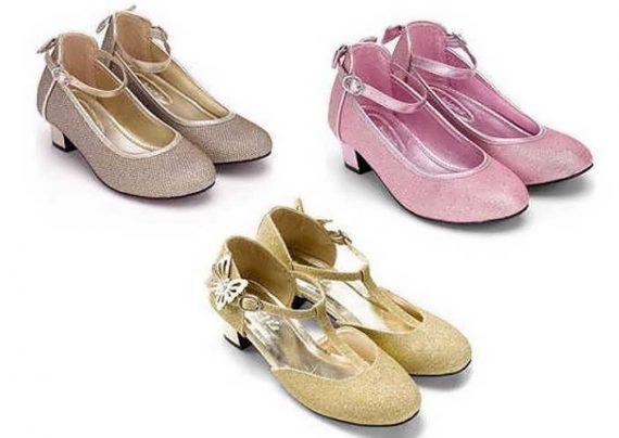 مدل جدید کفش بچه گانه دخترانه
