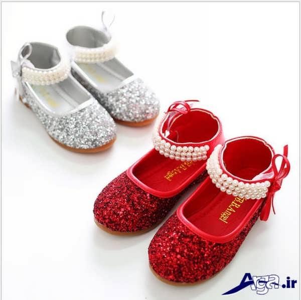 کفش بچه گانه دخترانه جدید با طرح های فانتزیمدل کفش بچه گانه دخترانه ...