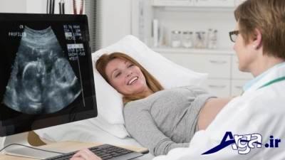 ماه چهارم بارداری