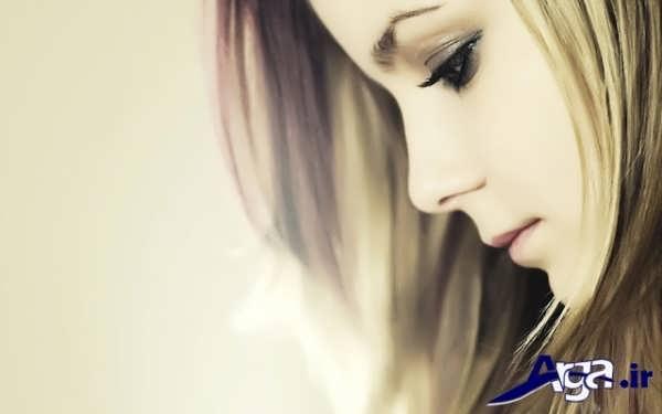 عکس غمگین برای پروفایل دختر