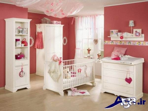 تزیین اتاق نوزاد پسر