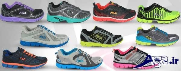 انواع مدل کفش اسپرت دخترانه