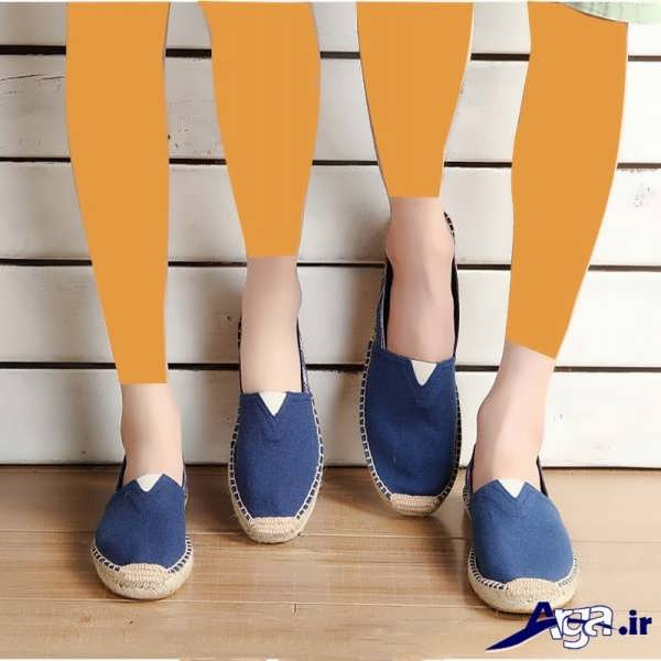 مدل های اسپرت جدید کفش دخترانه