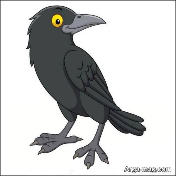 نقاشی حیوان ها و پرنده ها
