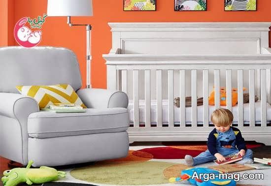 بهترین رنگ های اتاق کودک