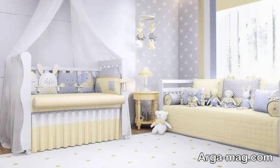 رنگ برتر برای اتاق کودک