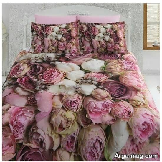 مدل زیبای رو تختی عروس