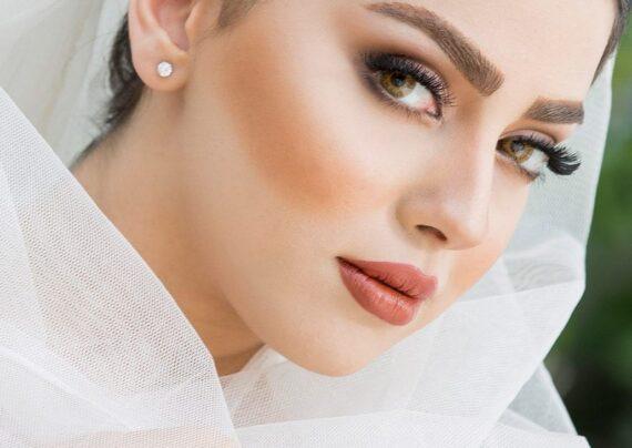 مدل گریم عروس