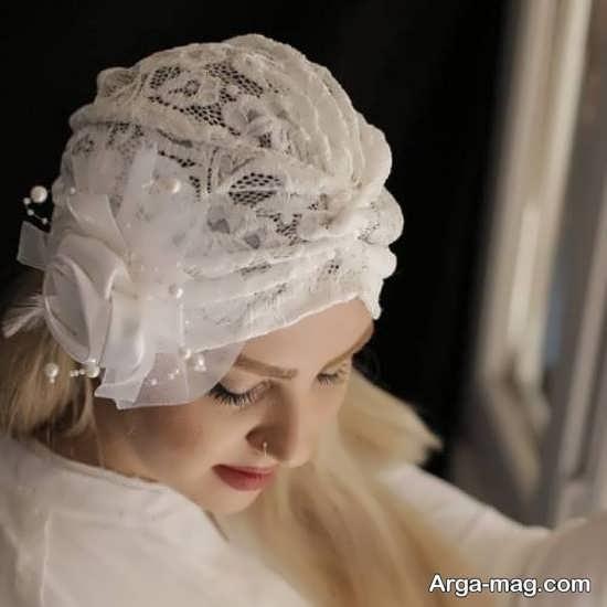 قشنگ ترین مدل تور عروس