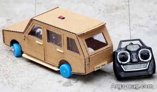 ساخت ماشین کوچک