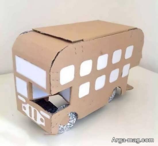 مدل متفاوت کاردستی خودرو