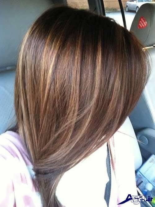 رنگ موی کاراملی