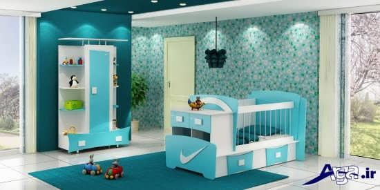 سرویس خواب آبی پسرانه