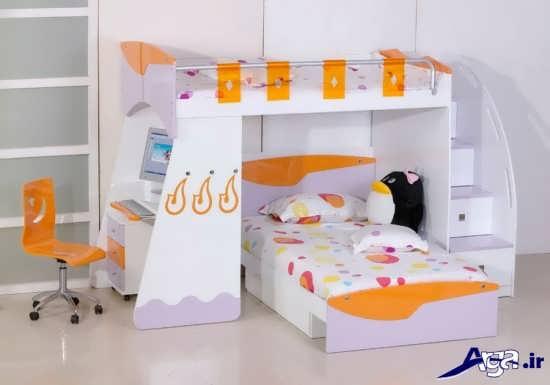 سرویس خواب دو طبقه کودک