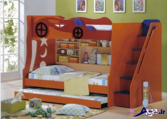 سرویس خواب شیک و جدید برای کودک
