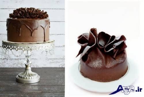 تزیین کیک با ایده های خلاقانه