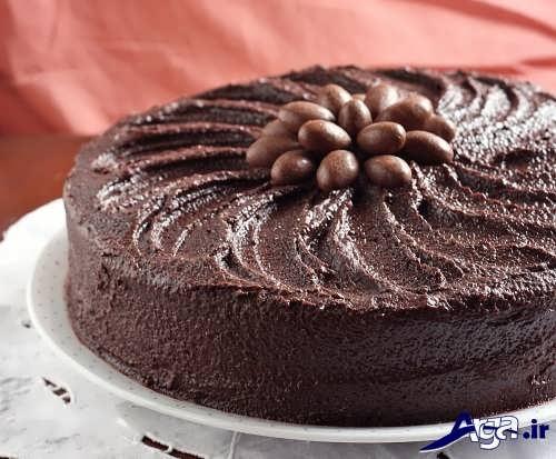 مدل تزیین کیک خانگی