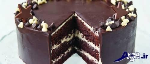 مدل تزیین کیک زیبا