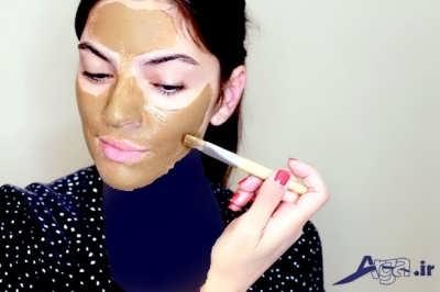 ماسک خاک رس ماسکی مفید برای پوست آسیب دیده