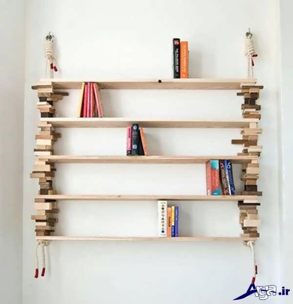 خلاقیت و ابتکار با چوب
