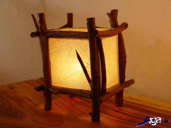 کاردستی با چوب