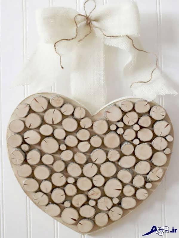 خلاقیت جدید با چوب