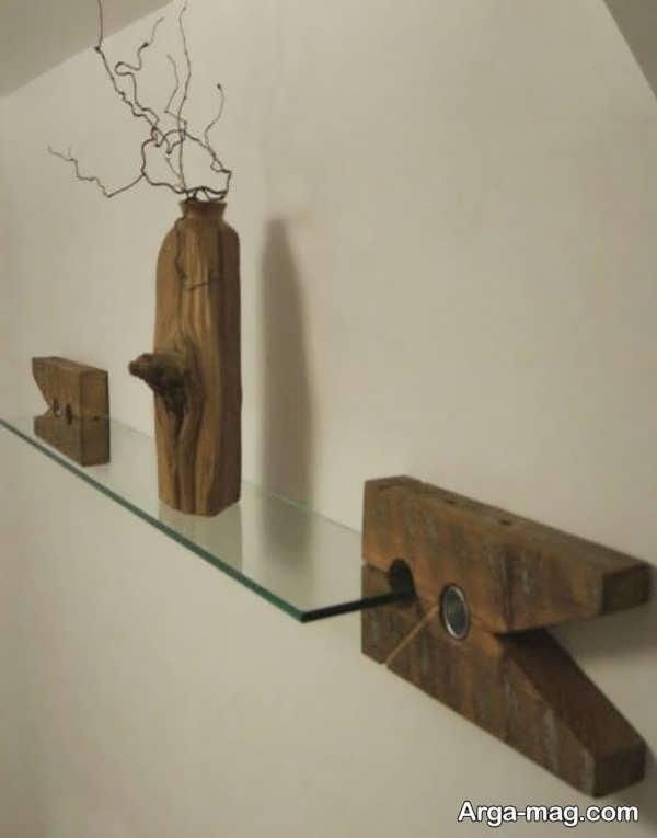 کارهای چوبی خلاقانه زیبا