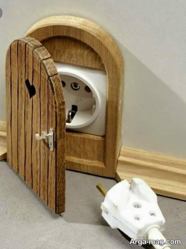 کارهای چوبی خلاقانه خاص