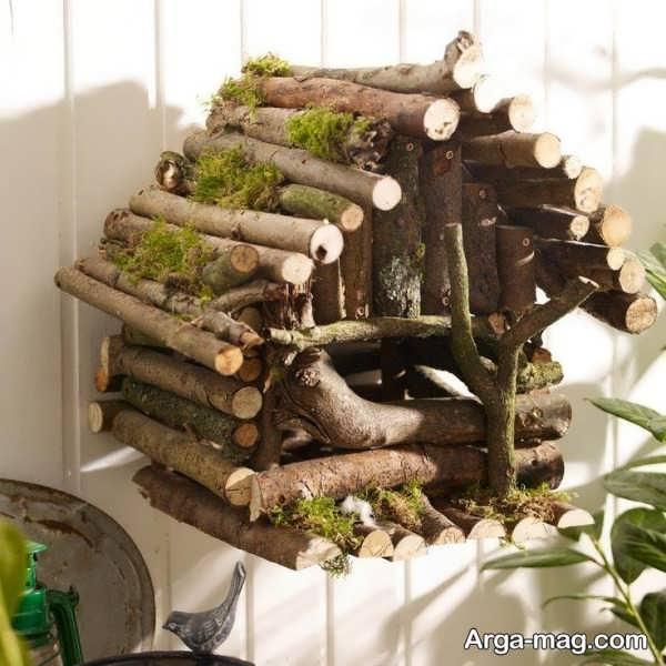کارهای چوبی خلاقانه ایده آل