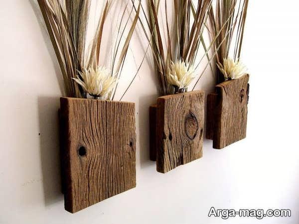 متفاوت ترین خلاقیت با چوب