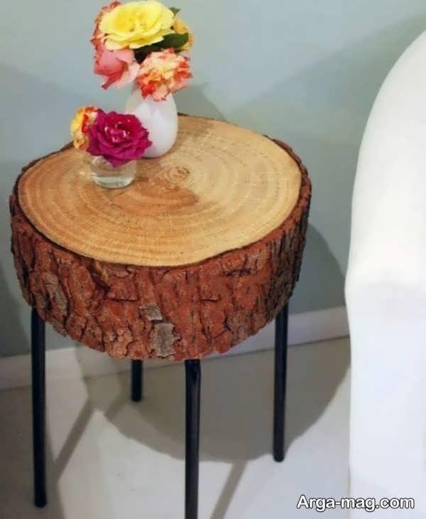 کارهای چوبی خلاقانه دوست داشتنی
