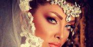 مدل تاج عروس جدید