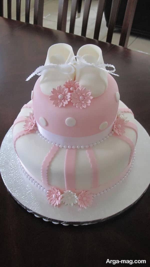 تصاویری از تزیینات کیک با خمیر فوندانت