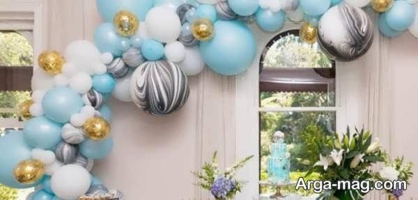 تزیینات خاص خانه برای تولد