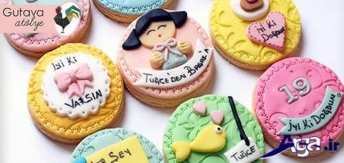 تزیین کاپ کیک برای کودکان