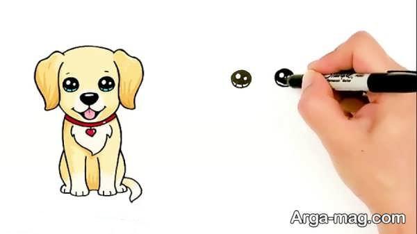 نقاشیهای متنوع سگ