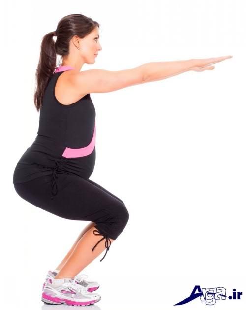 بهترین تمرینات ورزشی برای بارداری