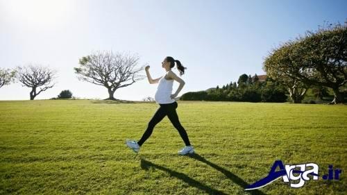 فواید پیاده روی در بارداری