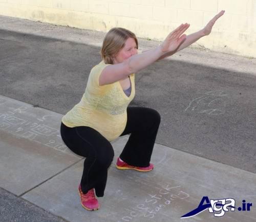 ورزش های مفید برای بارداری