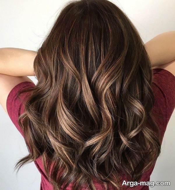 مدل موی فارا زیبا و خاص