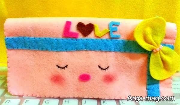 کیفهای نمدی عروسکی