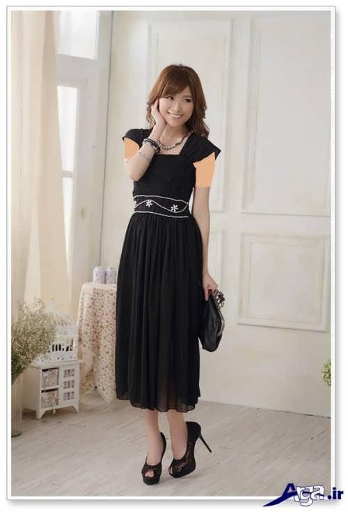 مدل لباس مجلسی بلند کره ای