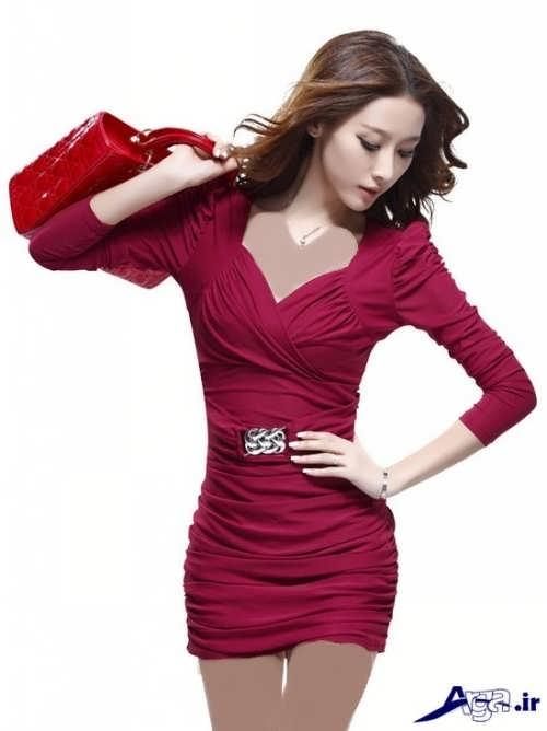 مدل لباس کره یا با انواع طرح های متنوع و جدید