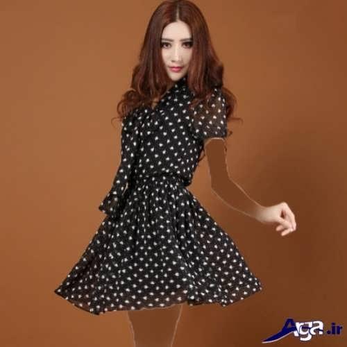 مدل لباس دخترانه کره ای 2016