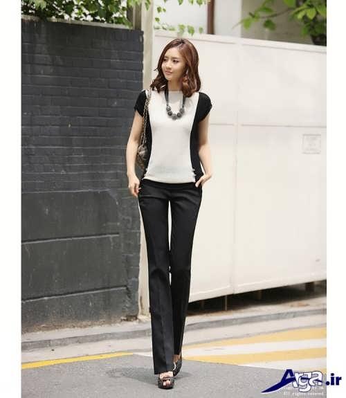 مدل بلوز و شلوار کره ای