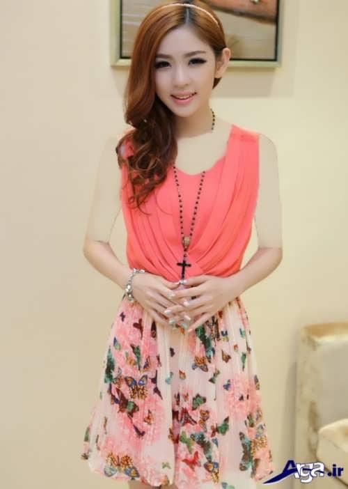 مدل لباس کره ای دخترانه شیک و جذاب